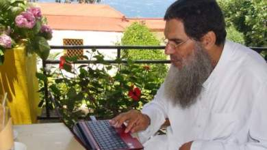 "Photo of الشيخ محمد الفزازي أصبح ""شمورا"""