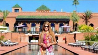 Photo of بالصور : هذه هي الحسناء التي سرقت قلب رونالدو و جعلته يسافر للمغرب يوميا