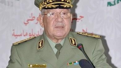 Photo of رئيس أركان الجيش الجزائري قايد صالح يتعرض لمحاولة اغتيال