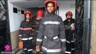 Photo of فيديو: حصار 8 اشخاص داخل احد المصاعد الكهربائية مدة ساعة