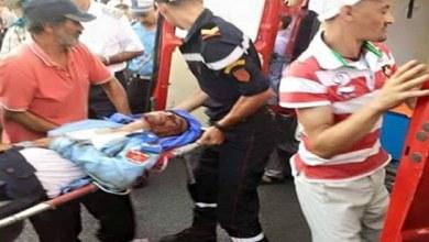 Photo of وفاة شرطي مرور ارتطمت به سيارة متهورة بالطريق الرابطة بين المضيق ومارتيل