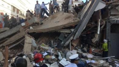 Photo of حصيلة جديدة.. وفاة 4 أشخاص وإنقاذ 24 آخرين في انهيار عمارة الدارالبيضاء