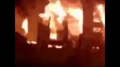 Photo of فيديو… تفجر أعمال عنف عقب قتل الشرطة الأمريكية مشتبها به