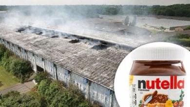 """Photo of صحيفة بريطانية: مغربي وجزائري أحرقا مركزا للاجئين في ألمانيا بسبب شوكلاتة """"نوتيلا"""""""
