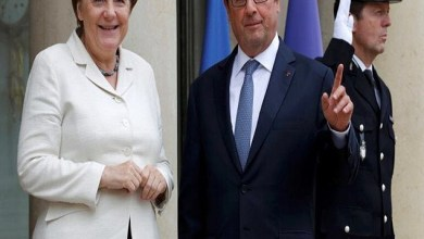 Photo of ميركل وأولاند: على القمة الأوروبية بعث رسالة واضحة بشأن سوريا