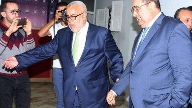 Photo of عقب إبعاده من الحكومة المقبلة حزب الوردة يصدر بلاغا