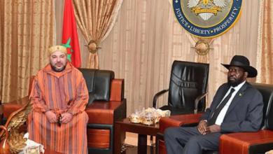 Photo of نص البيان المشترك الصادر في ختام الزيارة الرسمية التي قام بها الملك محمد السادس لجمهورية جنوب السودان