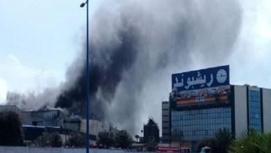 "Photo of اندلاع حريق بشركة المفروشات""ريشبوند"" بالدار البيضاء دون أن يخلف ضحايا"