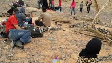 Photo of فيديو: لاعتبارات إنسانية وبصفة استثنائية .. تسوية أوضاع سوريين عالقين على الحدود مع الجزائر