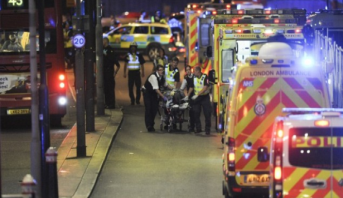 Photo of 21 شخصا في حالة حرجة بعد اصابتهم في هجوم لندن