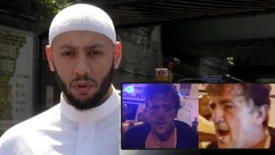 """Photo of إمام مسجد """"فيسنبري"""" في لندن يتحول إلى بطل ووسائل إعلام بريطانية تثني على تصرفه"""