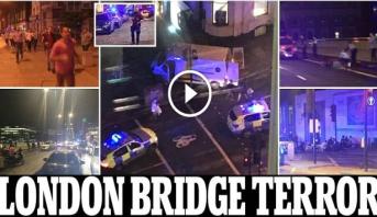 """Photo of الشرطة البريطانية تتعامل مع حادثين إرهابيين فوق جسر """"لندن بريدج"""""""