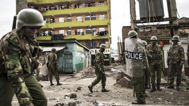 Photo of مقتل متظاهرين في نيروبي برصاص قوات الشرطة الكينية