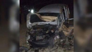 Photo of مصرع 6 أشخاص وإصابة ثمانية أربعة منهم في حالة خطيرة في حادثة سير نواحي مراكش