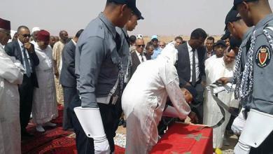 Photo of تشييع جثمان الموظف الذي وافته المنية جراء اعتداء من طرف سجين خطير بسجن تولال 2