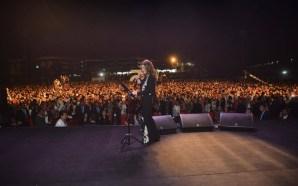 بالفيديو: سميرة سعيد تتألق في حفل الجامعة الألمانية