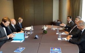 وزير الداخلية المغربي يتباحث بإشبيلية مع نظيره الفرنسي