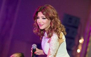 الديفا سميرة سعيد تتبرع لذوي الاحتياجات الخاصة