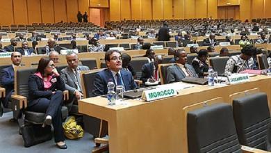 Photo of المغرب يشارك في الدورة الاستثنائية الـ 17 للمجلس التنفيذي للاتحاد الإفريقي في أديس أبابا