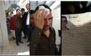 كارثة أخرى: تلميذ يعتدي على أستاذ في ثانوية بالرباط (شاهد…