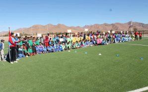 بالصور مدرسة شباب طاطا تنظم تظاهرة رياضية