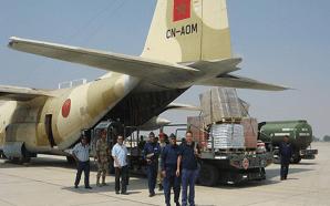صور وفيديو: وصول المساعدة الإنسانية العاجلة المرسلة إلى مدغشقر بتعليمات…
