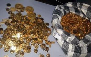 الجمارك المغربية تحجز كمية مهمة من الحلي الذهبية والأجهزة الإلكترونية…