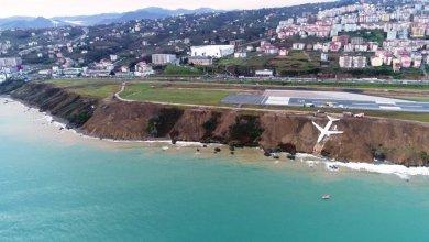 Photo of فيديو: كيف نجا 162 راكب طائرة تركية انحرفت عن المدرج واتجهت نحو هاوية البحر