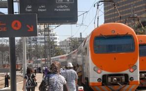 برنامج خاص لسير القطارات بمناسبة عطلة نهاية الأسدس الأول 2017-2018