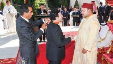 Photo of هاني شاكر يوجه رسالة خاصة للملك محمد السادس ويعتذر للمغاربة