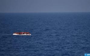 البحرية الملكية: إغاثة 71 مرشحا للهجرة السرية ينحدرون من إفريقيا…