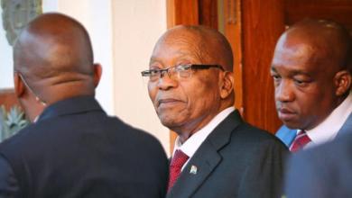 """Photo of فيديو: الحزب الحاكم في جنوب إفريقيا يقرر عزل """"زوما"""" من رئاسة البلاد"""