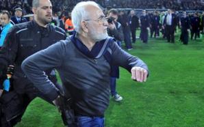 رئيس نادي باوك اليوناني يعتذر ورابطة الدوري اليوناني تحذر من…