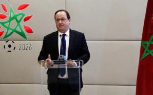 """تصريح قوي ودعم صريح من الرئيس الفرنسي السابق لملف """"المغرب…"""