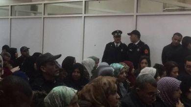 Photo of بلاغ النقابة حول: الاعتداء على الصحافية فاطمة الزهراء رجمي من طرف محامي