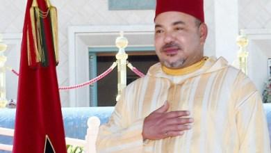 Photo of فنانو العالم يحتفلون بعودة الملك إلى المغرب (فيديو رائع)