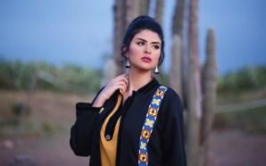 بالصور والفيديو: سلمى رشيد في أحدث جلسة تصوير بأزياء كنوز