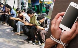 دراسة حديثة حول تداعيات الإدمان على الهواتف الذكية