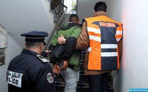 سلا: ضابط شرطة يستخدم سلاحه الوظيفي لتوقيف شخص عرض مواطنين…