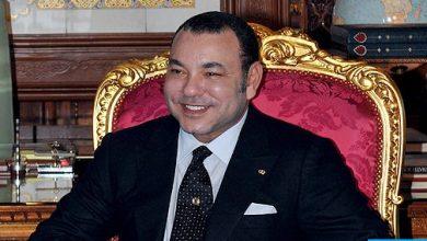 Photo of الملك يستقبل الأمين العام لحزب التقدم والاشتراكية بمناسبة إعادة انتخابه على رأس الحزب