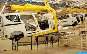 صناعة السيارات بالمغرب .. دينامية متواصلة ونمو واعد