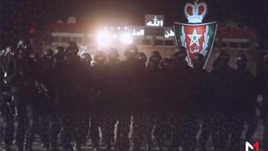 "Photo of فيديو: الشرطة المواطنة"" شعار الأبواب المفتوحة للأمن الوطني"