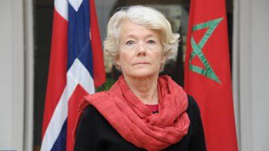 """Photo of سفيرة النرويج بالرباط تدعو إلى """"عدم الاستسلام للخوف"""" بعد مقتل السائحتين الإسكندنافيتين"""