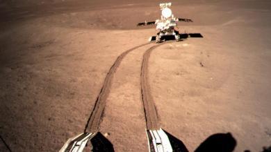 "Photo of مركبة التجوال القمرية الصينية ""يوتو-2"" تتحرك بسلاسة على الجانب البعيد من القمر"