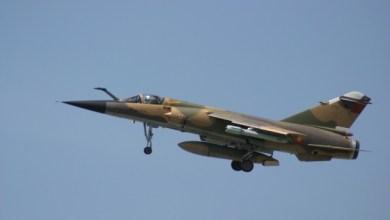 """Photo of المغرب: تحطم طائرة من طراز """"ميراج إف 1"""" كانت تقوم بمهمة تدريب بمنطقة تاونات والربان لم يصب بأي أذى"""