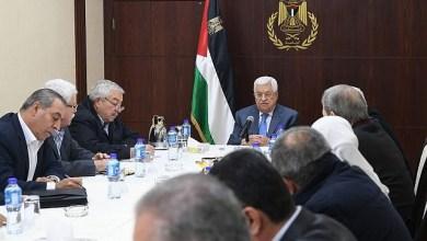 """Photo of الرئاسة الفلسطينية تدين """"التصعيد"""" الإسرائيلي في حق الأسرى الفلسطينيين"""