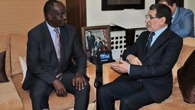 Photo of العثماني يجري مباحثات مع وزير الشؤون الخارجية والتعاون الدولي الرواندي