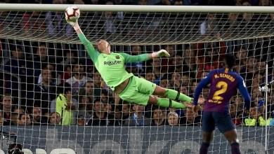 Photo of تير شتيغن يكشف هدف برشلونة في هذا الموسم