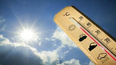 Photo of درجات الحرارة الدنيا والعليا المرتقبة غدا الجمعة
