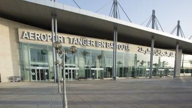 Photo of مطار طنجة ابن بطوطة: ارتفاع حركة النقل الجوي بحوالي 15% مع متم فبراير
